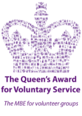 queens award logo